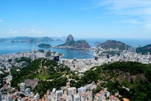 Cidade carioca. Foto: Pedro Kirilos/Riotur