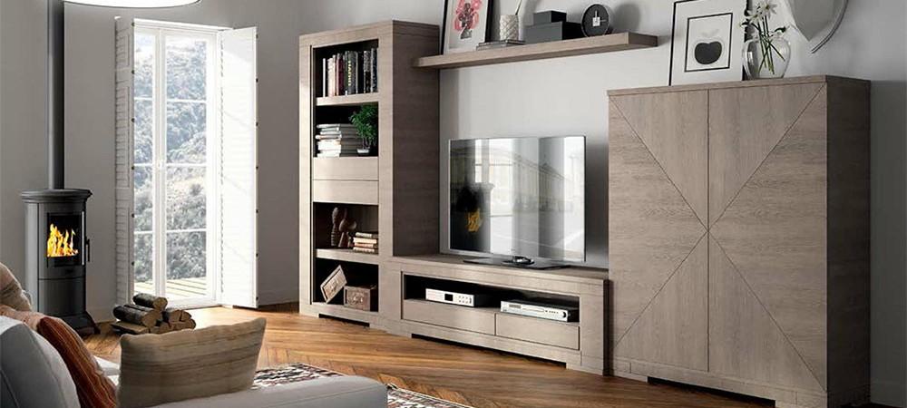 Muebles De Salon A Medida Mueble Saln Tv A Medida Con