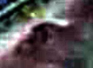 Criatura Gris (¿Alien?) capturada en cámara de tráfico