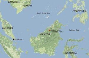 Exploradores británicos trazan una red 'sin fin' de cuevas debajo de la selva de Borneo