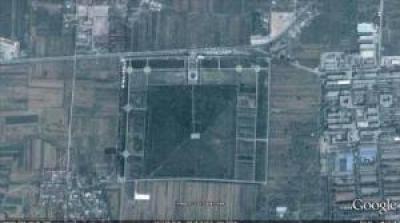 Pirámides en China (vídeo, fotos) 10