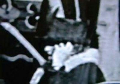 Viajero del tiempo cogido en una película de 1928 de Charlie Chaplin 4