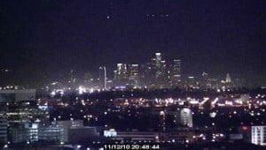 Testigos presenciales del informe de OVNIs sobre Los Angeles, 11-Nov-2010