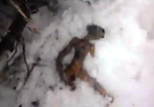 ¿Cuerpo Alien Descubierto En Buriatia, Rusia? Abril 2011 *** actualizado 05/2011