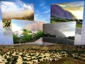 Segunda gran tormenta de arena golpea Phoenix – 18 de julio 2011