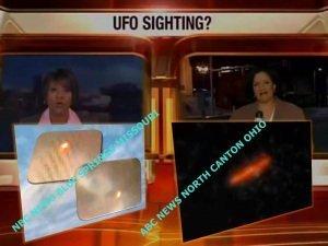 Misteriosas luces sobre Blue Springs, Missouri y North Canton, Ohio – 03 de julio y 4 de 2011