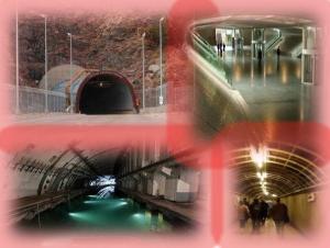 675 Estructuras subterráneas abiertas al público en los EE.UU.