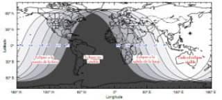 Eclipse lunar total de gran tamaño en camino - 10 de diciembre 2011 2