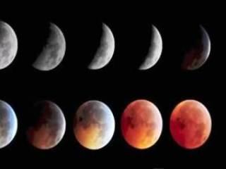 Eclipse lunar total de gran tamaño en camino - 10 de diciembre 2011 1