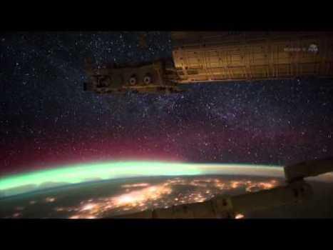 NASA: Auroras a sus Pies – 1 de marzo de 2012 (Vídeo)