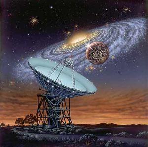 El programa SETI Live invita a todo el mundo a la búsqueda de extraterrestres