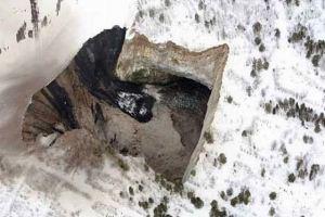 El pozo de 'Fabián' – ¡un gran sumidero de 200 pies de ancho se abre en Suecia!