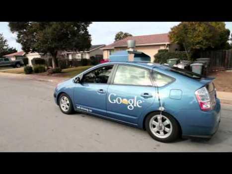El coche autónomo de google obtiene licencia en Nevada