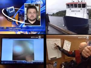 Actualización Ocean X Team: ¿El objeto del Mar Báltico Emite Escudo EMP Misterioso?