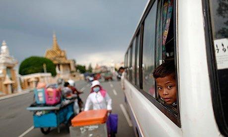 Misteriosa enfermedad mata a 60 niños camboyanos, 03 julio 2012