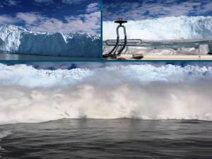 Iceberg provoca un violento mini tsunami en Ilulissat – 19 de julio de 2012