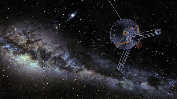 Descubren la causa de la anomalía de la deceleración en las sondas Pioneer