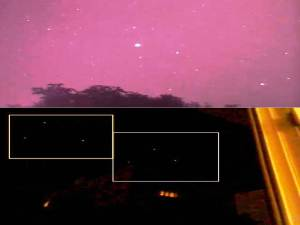 Orbes – esferas sobre Denver, Colorado y Moscú, Rusia – 4-7 de julio 2012