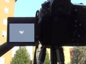 Objeto Volador No Identificado sobre Sinisello, Balsamo, Italia – 08 de septiembre 2012