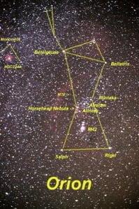 Picos en la lluvia de meteoros del cometa Halley el 21 de octubre 2012