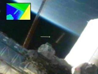OVNI UFO ISS