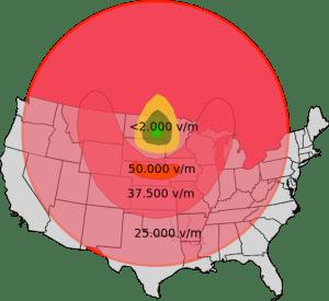 Un pulso electromagnético masivo podría colapsar la economía en un momento