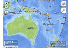 Terremoto de 8 grados de intensidad en las Islas Salomón provoca víctimas mortales