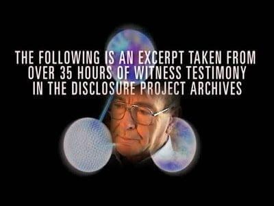 Projecto Divulgación: El astronauta Edgar Mitchell – testimonio de testigo