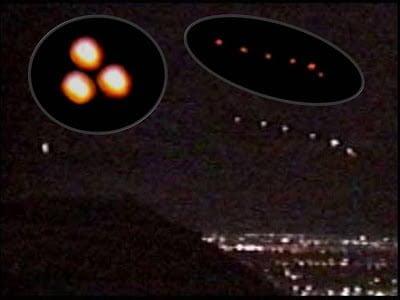 """Las """"Luces de Phoenix"""" después de 16 años siguen siendo un misterio"""