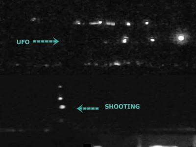 ¿OVNI ataca la Base Naval en Ciudad del Cabo? – Abril de 2013