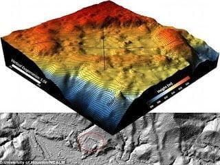 ¿Han encontrado los investigadores la antigua ciudad perdida del oro? - 16 de mayo 2013 1