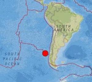Terremoto de 6.8 sacude Chile (12 sismos de M6+ en un mes) – 20 de mayo 2013