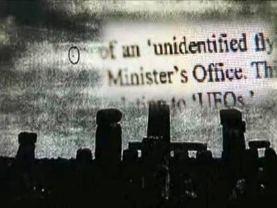 Nuevos archivos OVNI liberados por el Ministerio de Defensa de Gran Bretaña – 21 de junio 2013