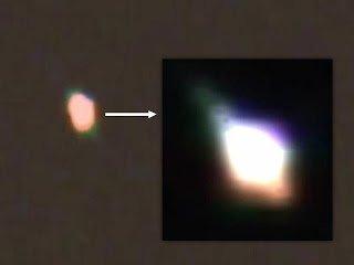 Extraño OVNI luminoso sobre Empire Bay NSW Australia – Julio 2013