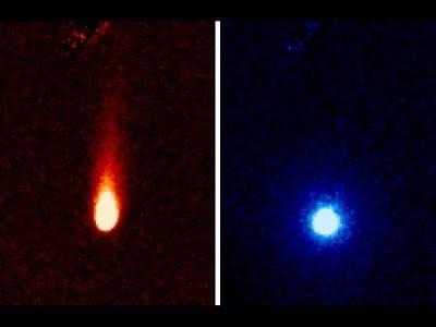 Fotos de la NASA muestran Outburst del cometa ISON – 24 de julio 2013