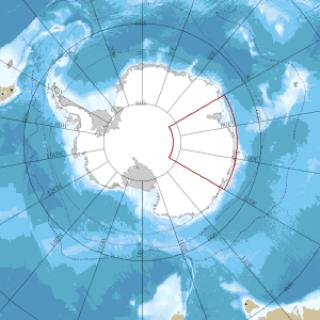Anomalía positiva en la Antártida. Brusco cambio de temperatura de unos 70 grados 2