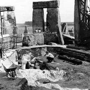 ¿Ha sido reconstruido Stonehenge? 6