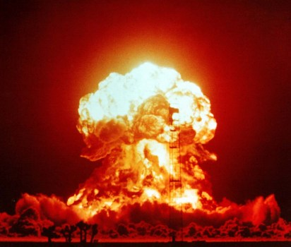 Plutonio de ensayos nucleares persiste en la atmósfera