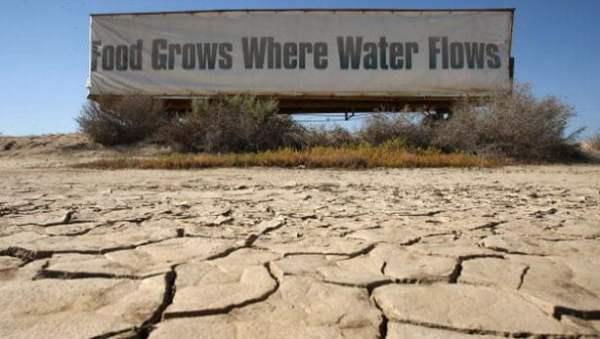 El gobernador de California declara emergencia por la sequía