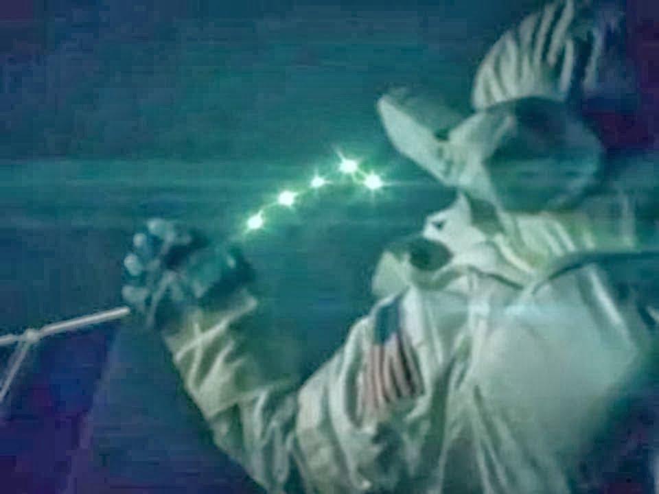 El astronauta Leroy Chiao comenta su avistamiento OVNI de 2005