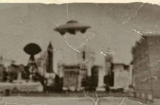 El platillo volante de Nikola Tesla