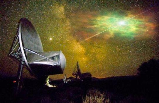 Misteriosa señal de radio alien detectada por astrónomos