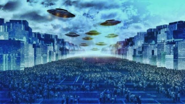 ¿Estás preparado para aceptar una intervención alienígena?