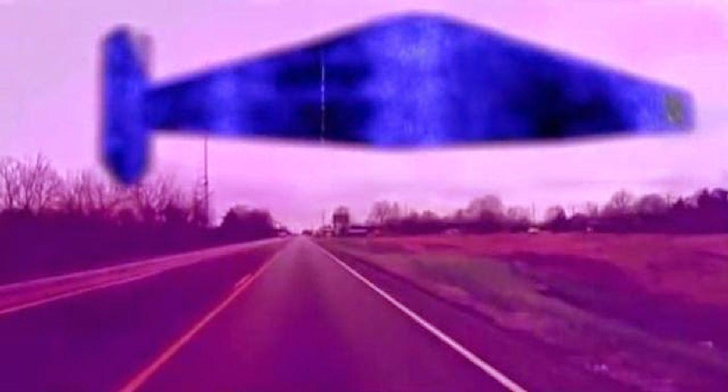 OVNI de una milla de ancho en Brazoria
