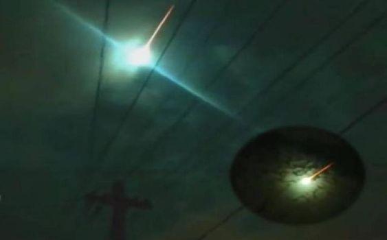 Meteoros sobre Estados Unidos, Brasil, Argentina…