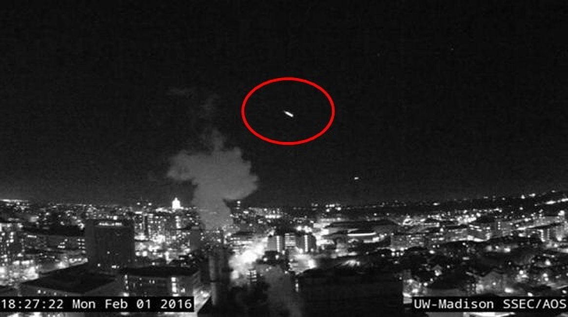 Siguen llegando bolas de fuego - ¿La NASA en modo de pánico?