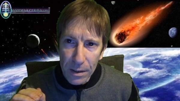 La Tierra En Peligro Por Impacto De Meteoritos