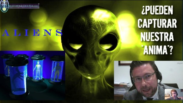 ¿Los Aliens Pueden Capturar Nuestra Ánima?