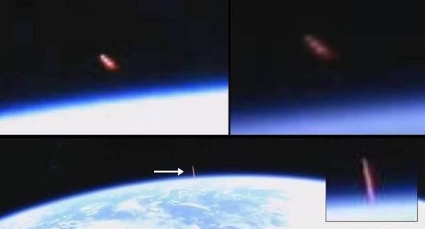 La Tierra lanza misterioso objeto de forma irregular al espacio