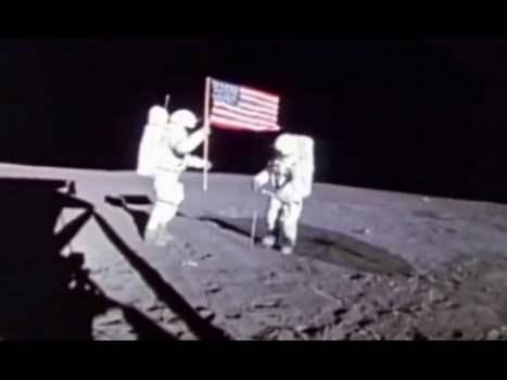 Teoría Conspirativa: ¿Llegó El Hombre A La Luna?